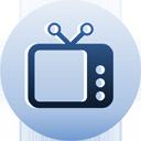 luna blue television