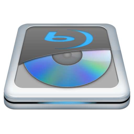 blue ray icon