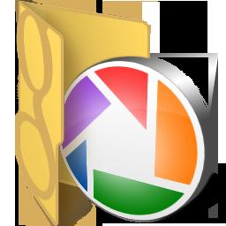 folder picasa
