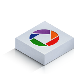 cube 3d picasa color02