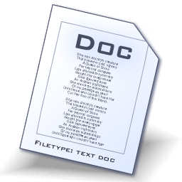 file types doc