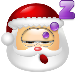 santaclaus sleep