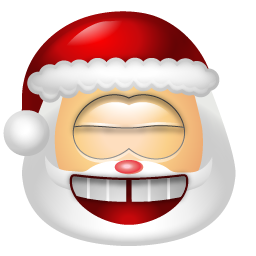 santaclaus laugh
