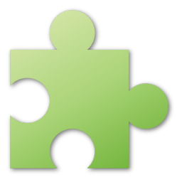 puzzle green
