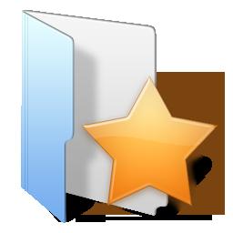 folder blue favs1