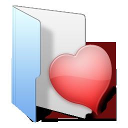 folder blue favs2