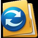 synchronization folder