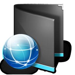 sites folder black