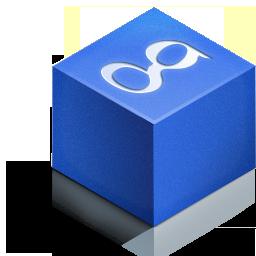 cube 3d google color
