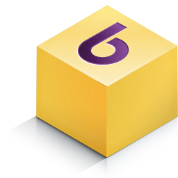 cube 3d buzz color