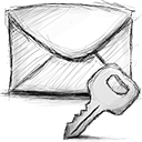 email encrypted