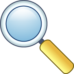 yellow magnifier