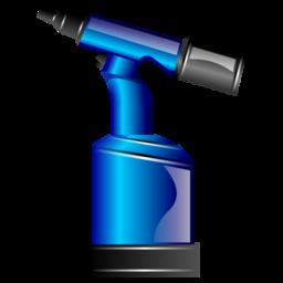 pneumatic riveting tool