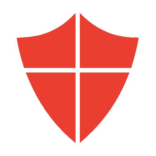 antivirus red