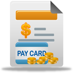 sales by payment method rep