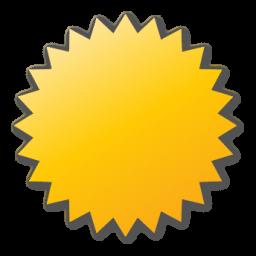 label yellow
