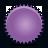 splash violet