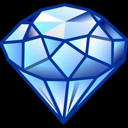 transparency diamond