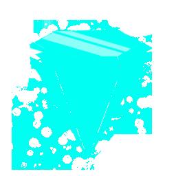 exfun rave diamond bleu