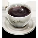 tasse cafe noire