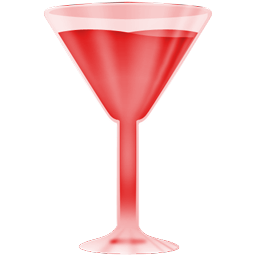 wineglass red
