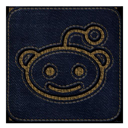 reddit logo square