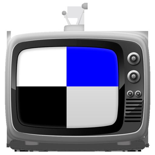 tv set icon delicious