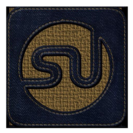 stumbleupon logo square