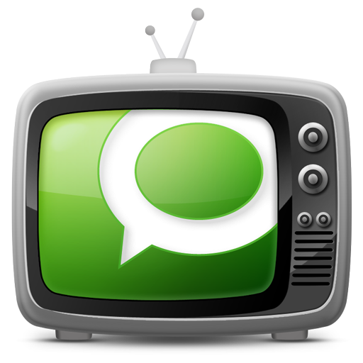 tv set icon technorati