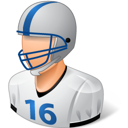 footballplayer male