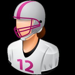 footballplayer female