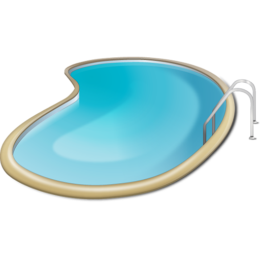 Icones piscine images piscine png et ico for Liner piscine transparent