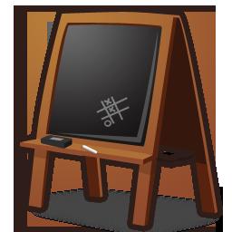 chalkboard old