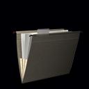 avx icons folder black