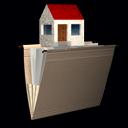 avx icons home folder