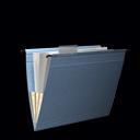 avx icons folder blue