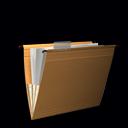 avx icons folder orange