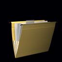 avx icons folder yellow
