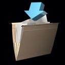 avx icons incoming folder