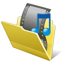 folder my video