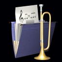 avx icons music folder