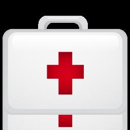 medical suitecase