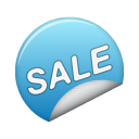 sticker blue sale