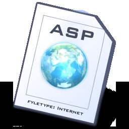 file types asp