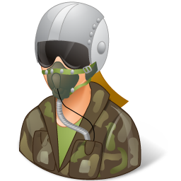 pilotmilitary femme