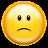 face sad