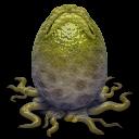 world of aqua 4 alien egg