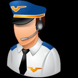 pilot male