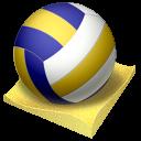 beach plage volley