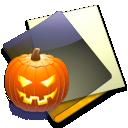 pumpkin folder